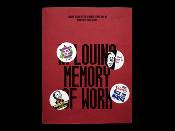 In Loving Memory of Work front cover.