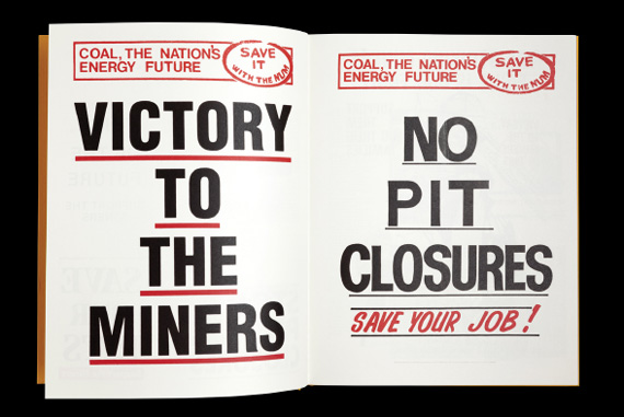 Save Your Job! say the NMU - inside spread